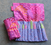 """Denise2Go Knit for a Cure, Interchangeable Knitting Needle Kit, """"Pink Bouquet"""""""