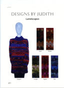 Designs by Judith Knitting Pattern J21 - Landscapes Tunic Sweater