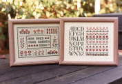How Does Your Garden Grow. - Ann Taylor Nelson Counted Cross Stitch Chart AN-387
