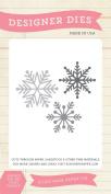 Echo Park Paper Company Snowflake #4 Die Set