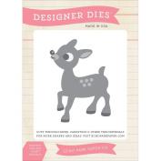 Echo Park Paper Company The Story of Christmas Reindeer Games Die Set