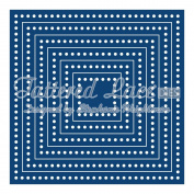 Tattered Lace Best Decorative Edge Squares Cutting Die ETL1