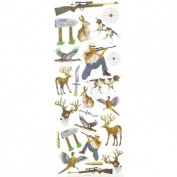 Great Hunting Season Stickabilities Stickers