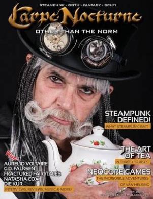 Carpe Nocturne Magazine Summer 2015: Volume X Summer 2015