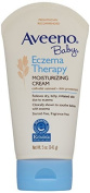 Aveeno Baby Eczema Therapy Moisturising Cream, 150ml (Pack of 5) Style: Baby Eczema Cream Size