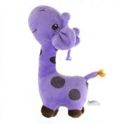 FEITONG(TM) Lovely Giraffe Dear Soft Plush Toy Animal Dolls Baby Kid Birthday Party Gift