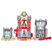 Playskool Heroes Marvel Super Hero Adventures Iron Man Armour Up Fortress
