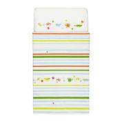 FANTASIDJUR Quilt cover/pillowcase for cot, multicolour