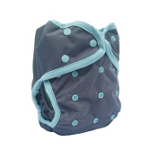 Kissa's Friendship Collection Waterproof Nappy Cover, Cooper