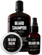 Big Forest Beard Growth Kit