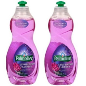 Palmolive Ultra Dish Washing Liquid Lotus Blossom & Lavender , 300ml - 2 Pack...