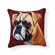 Pooch Décor: Boxer Pillow
