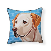 Pooch Décor: Labrador Pillow