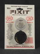 Fixit 0.1kg. Epoxy Clay Black
