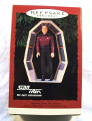 Hallmark Ornament Star Trek Captain Jean-Luc Picard