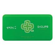 Midori D-Clips Clover
