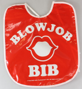 Blow Job Bib - A Hilarious Gag Gift