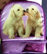 Rachael Hale Puppies Dual Compartment Lunch Kit