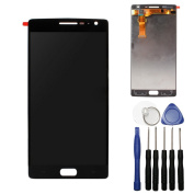 LSHtech LCD Display Touch Screen Digitizer Assembly for Oneplus Two with Tools