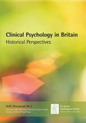 Clinical Psychology in Britain