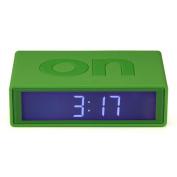 Flip On/Off Alarm Clock Kelly Green