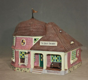 Retired Dept 56 Seasons Bay THE GRAND CREAMERY First Edition [Item #53305]