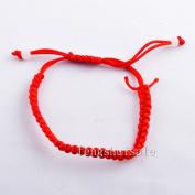 5pcs Fengshui Red String Adjust Bracelet for Luck & Protection Y1219