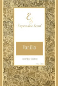 6 Pack Vanilla Large Scented Sachet Envelope By Expressive Scent