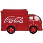 Westland Giftware Ceramic Cookie Jar, 17cm , Coca-Cola Delivery Truck