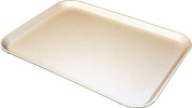 MFG Tray Toteline 3044031537 Chemical Resistant Tray, Glass Fibre Reinforced Plastic Composite, 50cm x 38cm x .220cm , White
