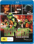 Teenage Mutant Ninja Turtles - The Movie [Regions 1,4] [Blu-ray]