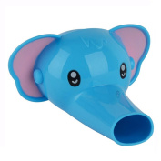 Baby's Zone(TM) Cartoon Faucet Extender Make Your Kids Love Hand Washing.