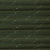 Paracord Planet Reflective Paracord Made of 100% Nylon With 7 Inner-core Strands Available In 10, 25, 50, and 30m Lengths That is Made in the USA