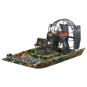 Aquacraft Cajun Commander Brushless Scale Airboat RTR Vehicle