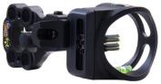 Apex Gear Accu-Strike 4-Pin Sight .48cm Bone Collector Black