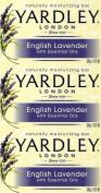 Yardley Lavender Soap Bar 120g x 6 Packs
