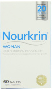 (4 PACK) - Nourkrin - Nourkrin Woman | 60's | 4 PACK BUNDLE