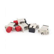 CATV SC to FC Optical Fibre Cable Coupler Adapter 5 Pcs