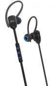Jam Transit Micro Sports Buds Bluetooth In-Ear Headphones - Blue