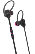 Jam Transit Micro Sports Buds Bluetooth In-Ear Headphones - Pink