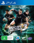 All Blacks Rugby Challenge 3 - PS4