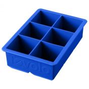 Tovolo King Cube Ice Tray - Capri Blue
