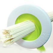 Adjustable Spaghetti Measure - White and Green