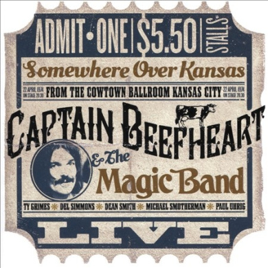 Live in Cowtown, Kansas City 22nd April 1974