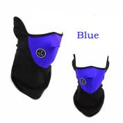 Half Face Neck Mask Veil Guard for Ski Snowboard Bike Motorcycle MTB Camping