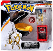 Pokemon Black & White Toys, Games & Action Figures - Pokemon TOMY Catch 'n' Return Poke Ball Arceus & Luxury Ball