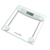 Hanson HX5000 Glass Electronic Bathroom Scale