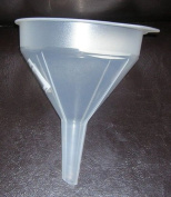 15cm FUNNEL - KITCHEN HOMEBREW GARDEN CAR LIQUIDS
