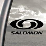 Salomon Black Decal Boarding Skiiing Boots Burton K2 Sticker