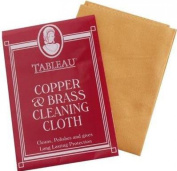 Tableau Tbc Copper/Brass Cleaning Cloth